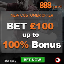 Our top 888sport offer