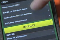 Use a Bet365 compatible mobile device