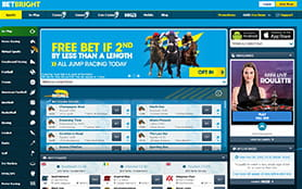 BetBright desktop platform
