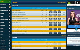BetBright live betting platform