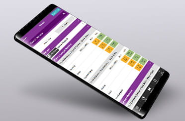Betdaq mobile app on Android