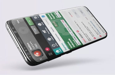 BetStars mobile app on Android