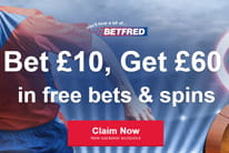 betting with the betfred welcome bonus