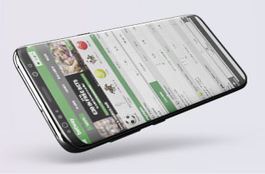 Betway mobile app on Android