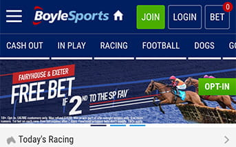 Boylesports betting calculator horse crypto currency charts android commercial with animals