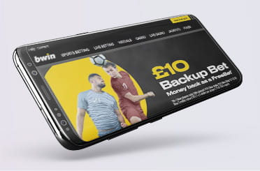 'The bwin mobile app on Android