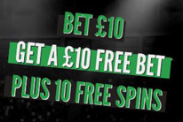The bonus at QuinnBet