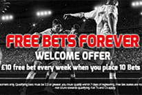 21bet welcome offer