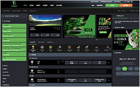 Home directory of FansBet sportsbook