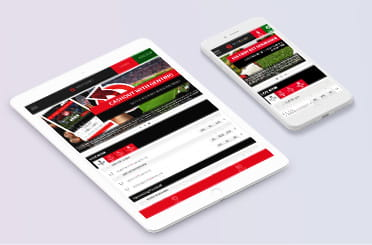 Genting Bet mobile app on iPhone and iPad