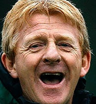 gordon strachan scotland