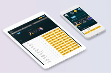 Grosvenor mobile app on iPhone and iPad