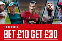You get a 50 pound free bet to use it within 7 days