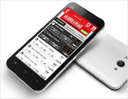 Android devices that can run the Ladbrokes mobile app