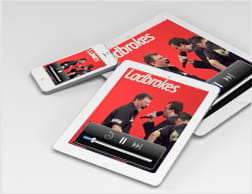 Apple devices that can run the Ladbrokes mobile app