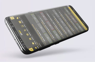 LV BET mobile app on Android