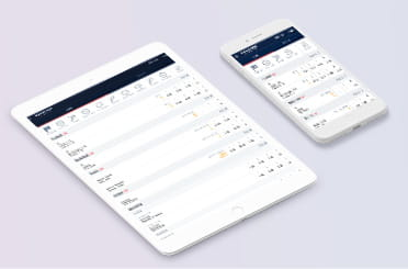 Marathonbet mobile app on iPhone