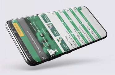 Mr Green mobile app on Android