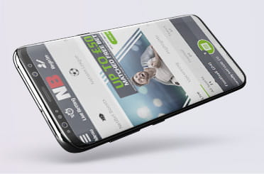 NetBet mobile app on Android