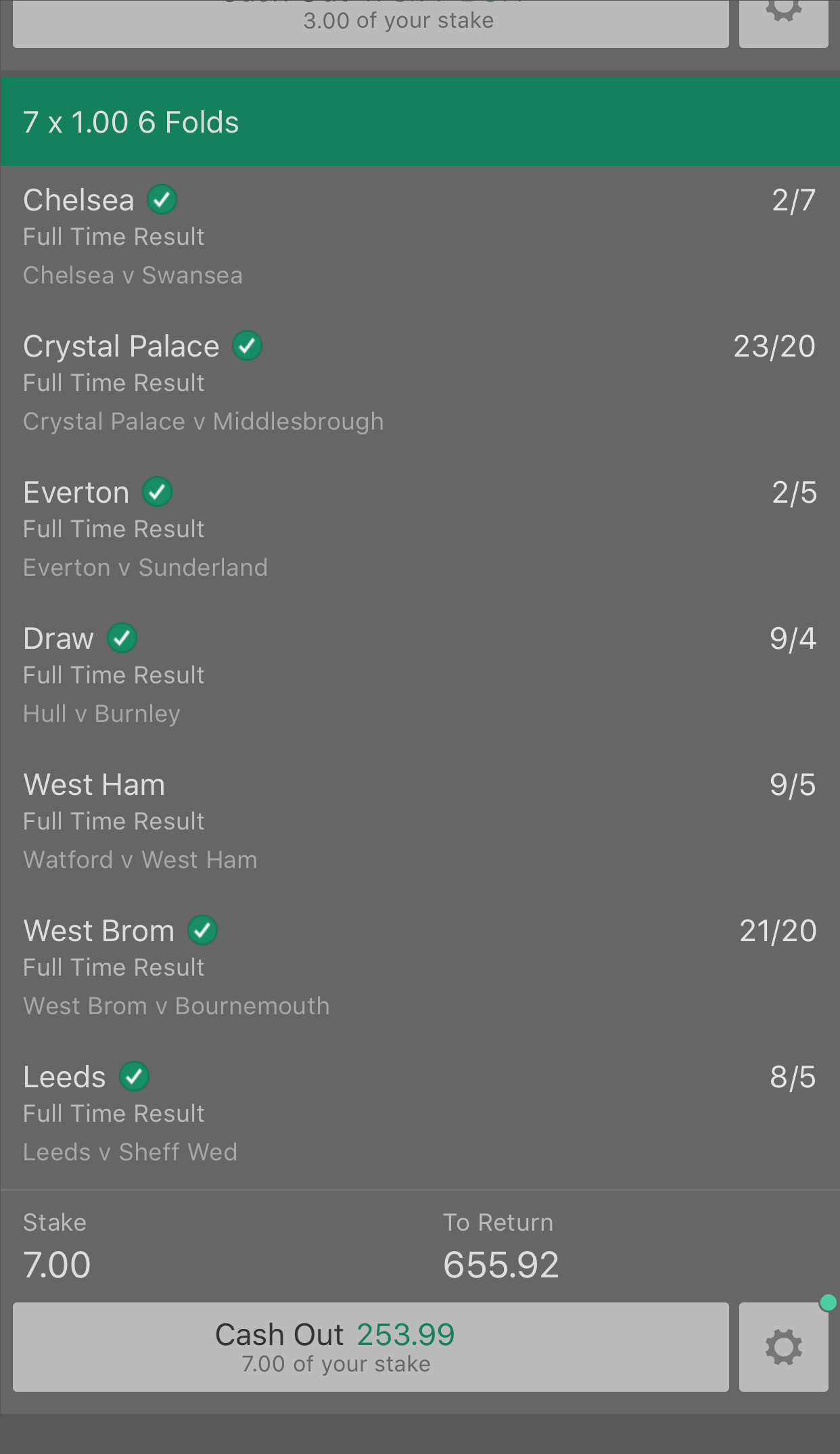9 fold accumulator betting contrarian betting espn3