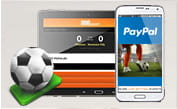 PayPal mobile betting