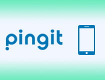 Pingit and a mobile