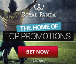 Our top Royal Panda offer