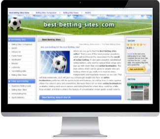 Screenshot of Best-Betting-Sites.com