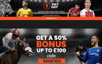 Betting promotion at SportNation mobile app