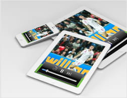 Apple devices that can run William Hill mobile app