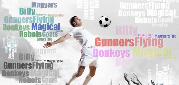 Football Nicknames