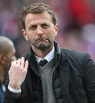 coach Tim Sherwood