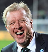 Steve McClaren  from Newcastle