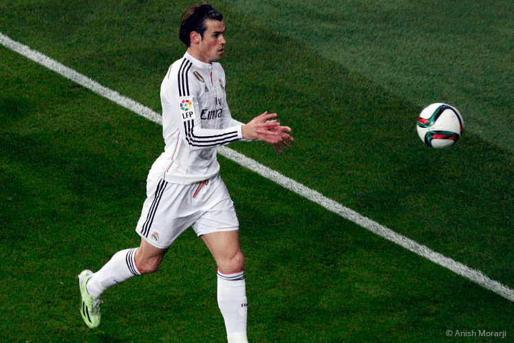 Gareth Bale wants the second title with real