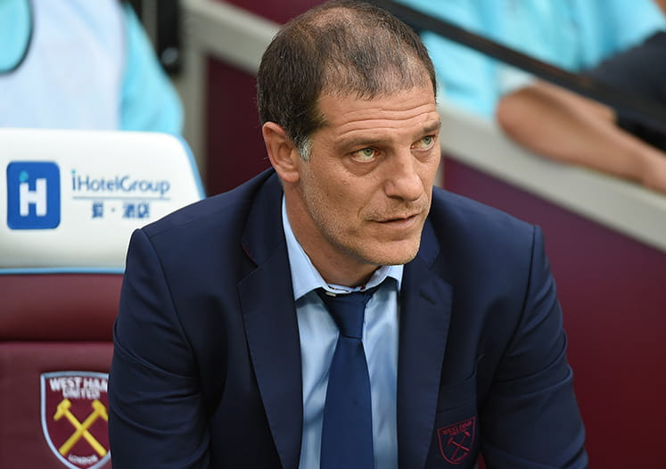 Slaven Bilic analyses the game