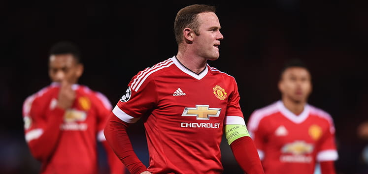 wayne rooney is now manchester united's record goal scorer