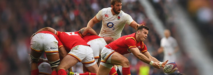 Wales come up short against England in their 2016 clash at Twickenham