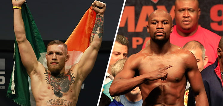 Mayweather vs Connor McGregor