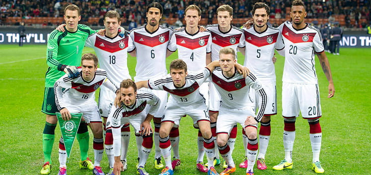 German football team