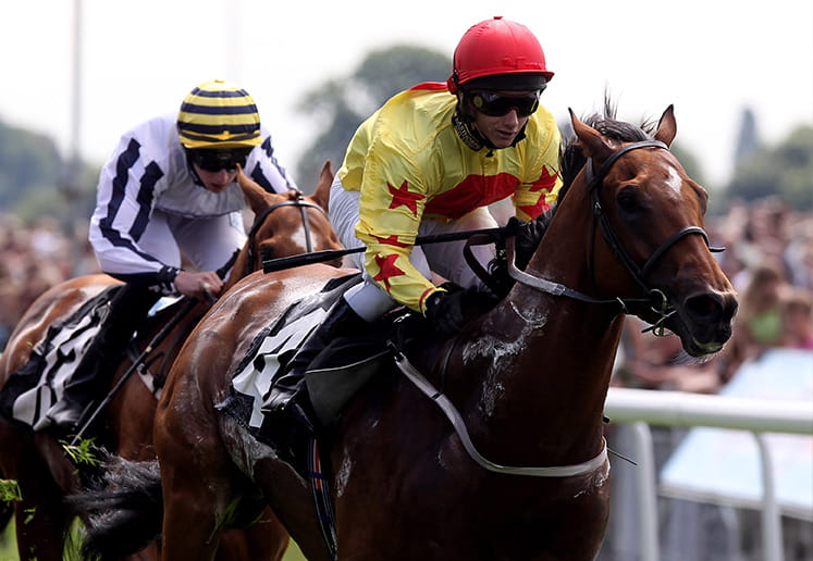 ebor race is at york this weekend