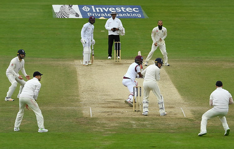 the west indies playing