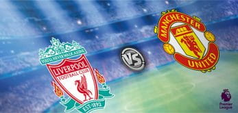 Liverpool face Manchester United in the premier league this weekend