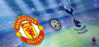 Manchester United vs Tottenham at Old Trafford