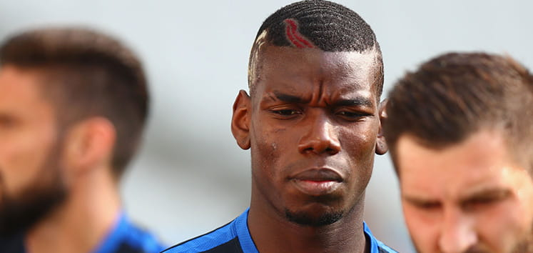 Paul Pogba for France
