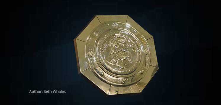 Community Shield trophy