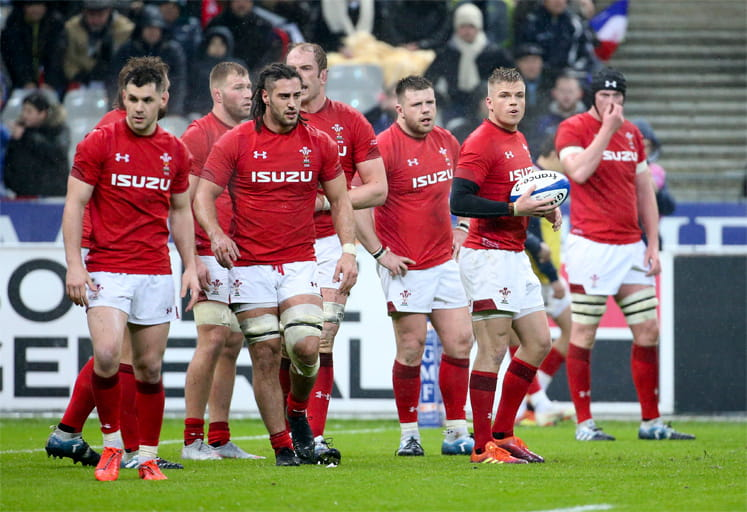 Wales Six Nations team