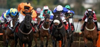 Three horses leading the charge at Sandown