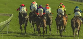 Horses in the Scottish Grand National