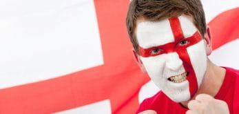 English Premier League fan