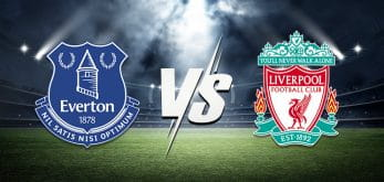 Everton v Liverpool Premier League